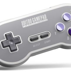 the snes classic is so much better with a wireless controller the verge [ 1400 x 788 Pixel ]