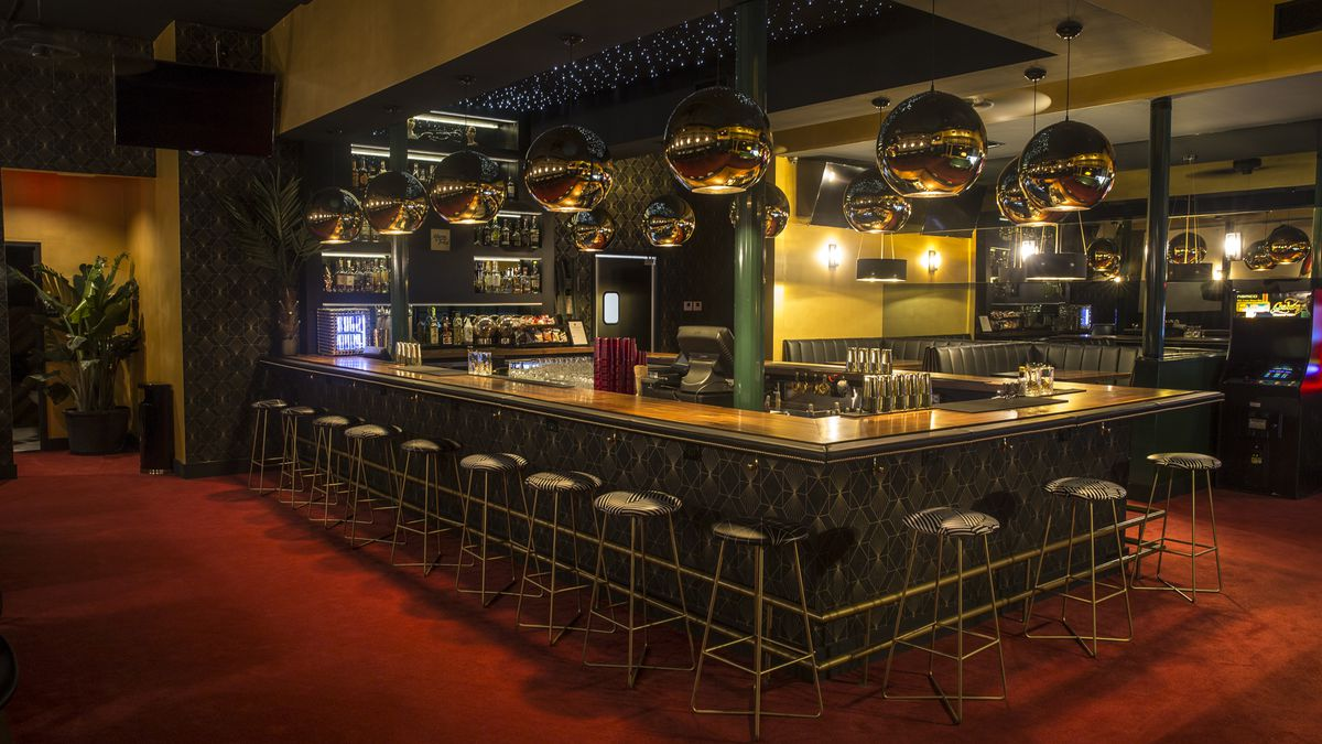 Check Out Downtown Miamis New Retro Dive Bar Mama Tried  Eater Miami