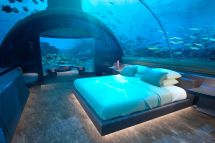 Underwater Hotel Villa In Maldives 50 000
