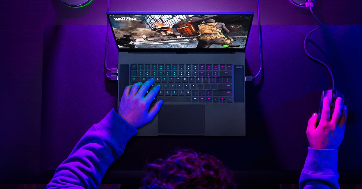 CES 2021 Day 2: here come the gaming laptops