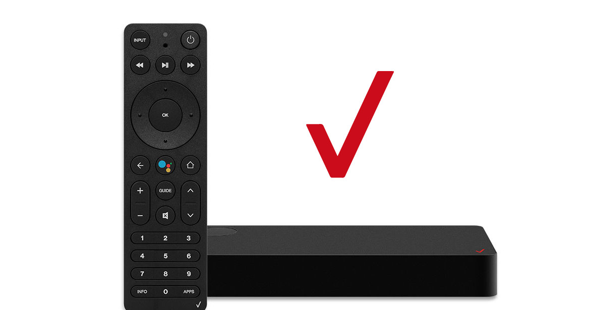 Verizon's updated streaming box can help you find your remote