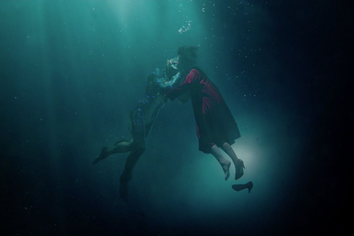 hight resolution of the shape of water