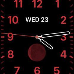Enquanto estiver lacrado, o relógio não responderá a toques ou furtos.
