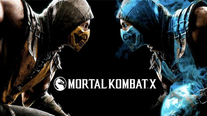 Image result for Mortal Kombat X
