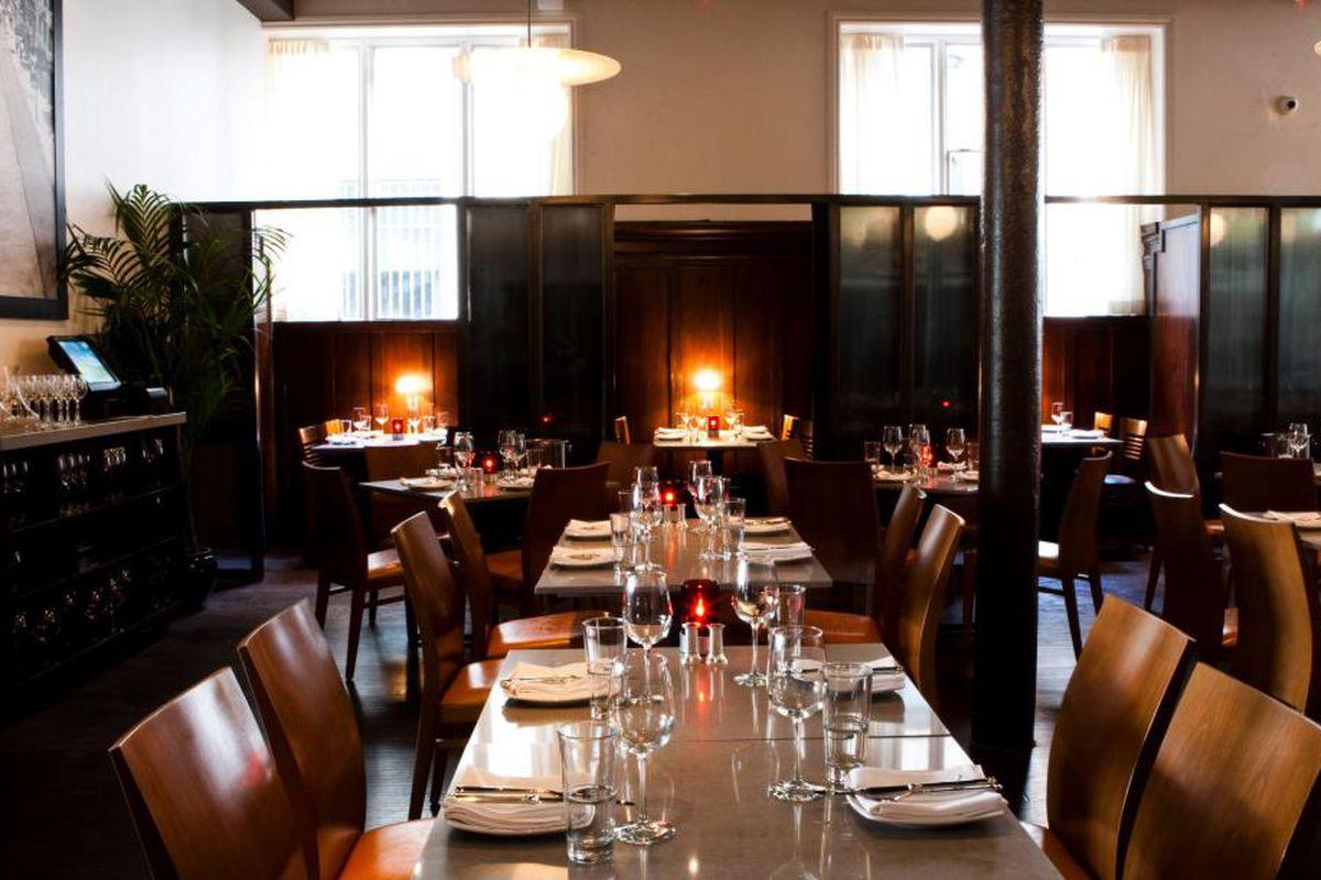 Charlie Palmer Group Sells Burritt Room  Tavern Mystic