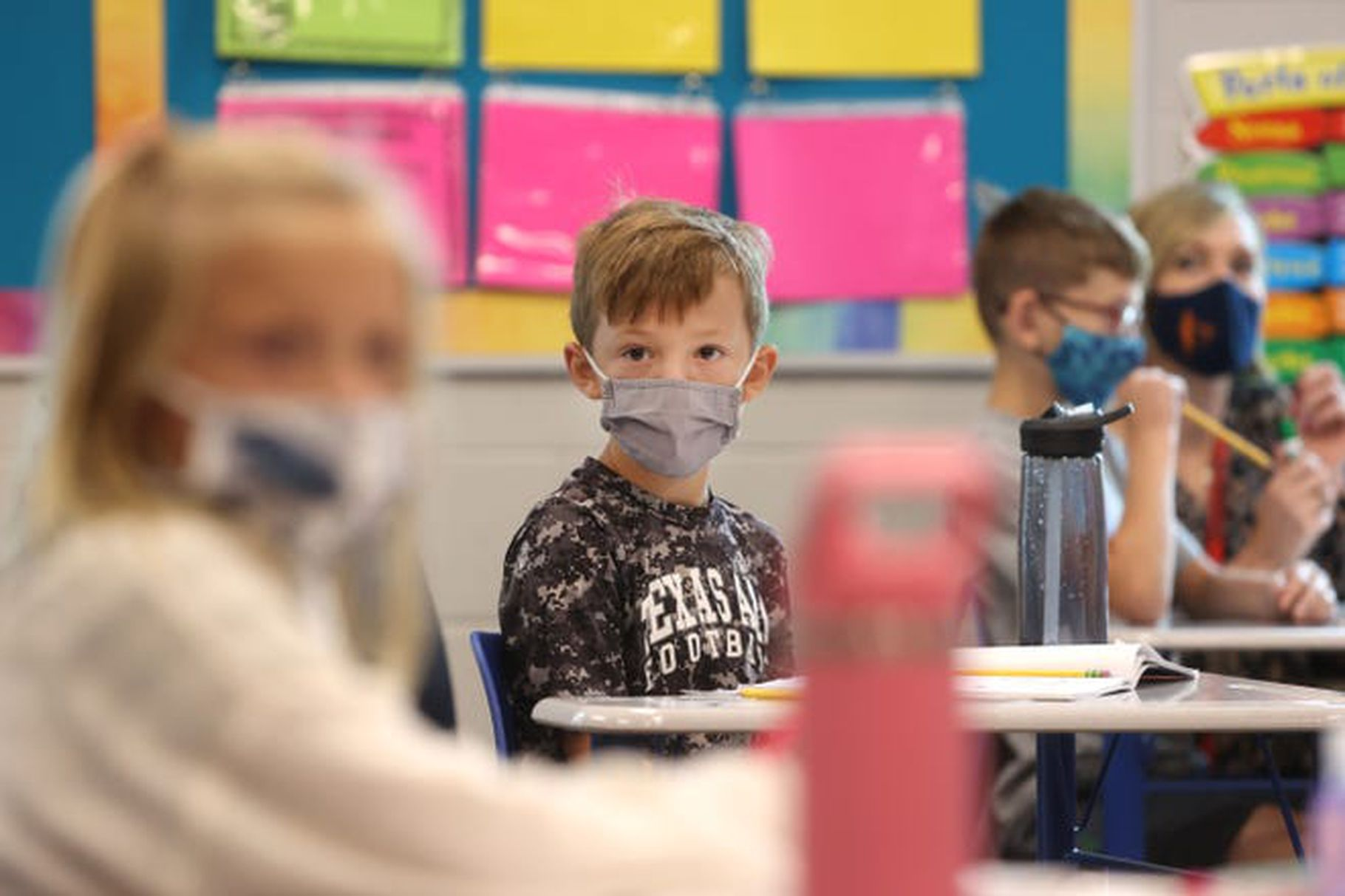 Indiana will allow shorter quarantines — or require none at all — when COVID-19 hits classrooms