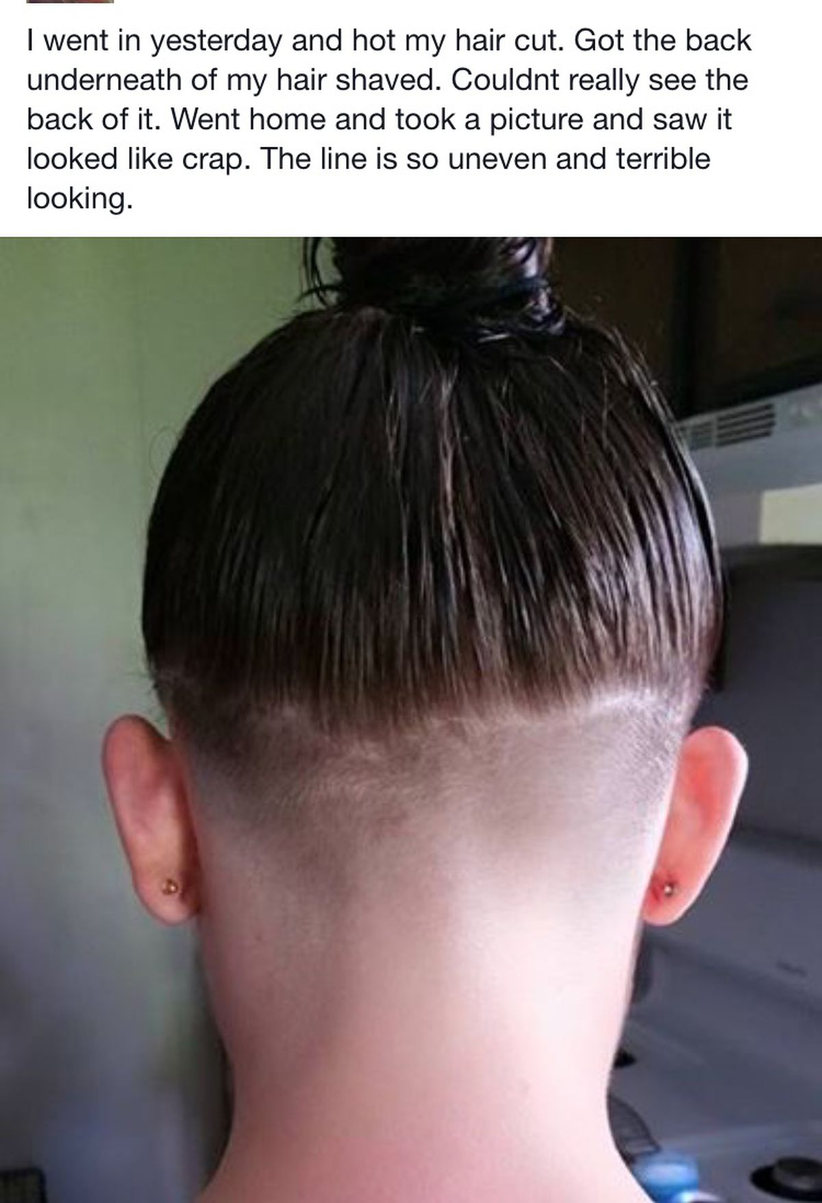 17 Times People Really Regretted Going to Great Clips Racked