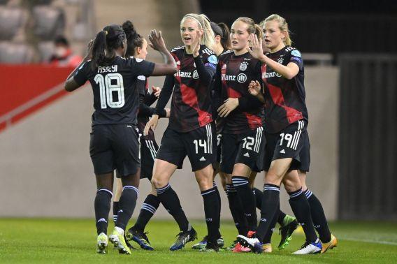 FC Bayern Frauen draw FC Rosengard in Champions League quarterfinals -  Bavarian Football Works