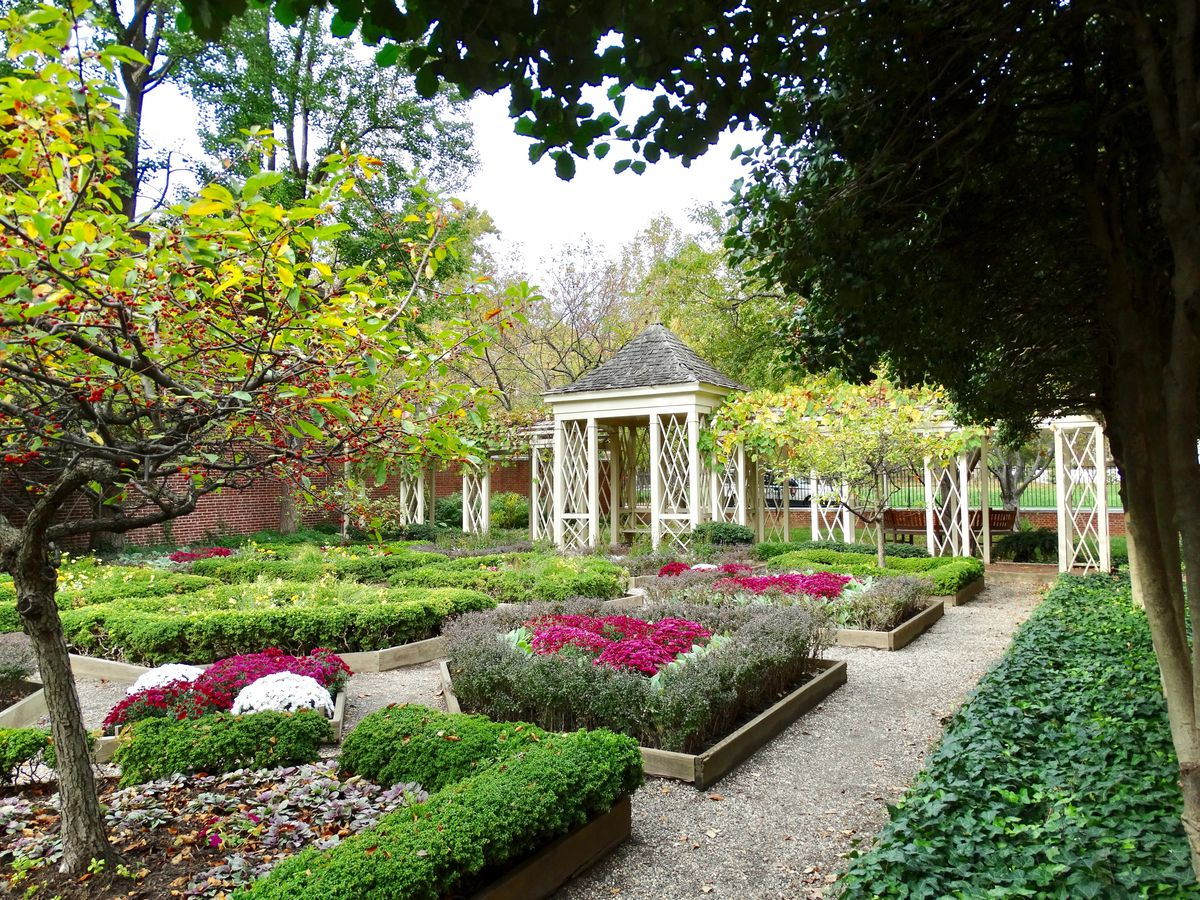 25 Secret Gardens Parks And Green Spaces In Philly