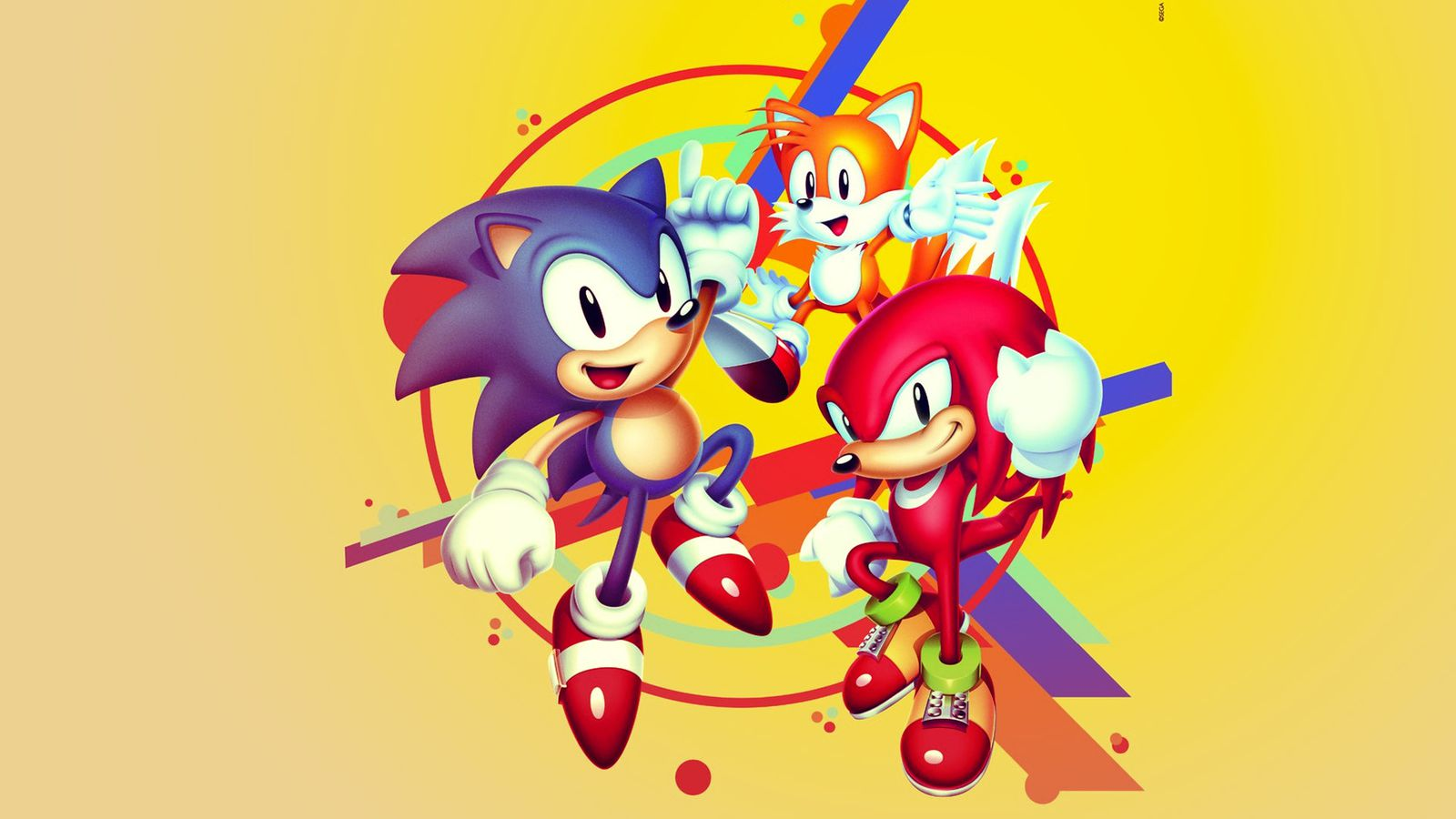 T Letter Wallpaper 3d How To Access Sonic Mania S Level Select Mode Polygon