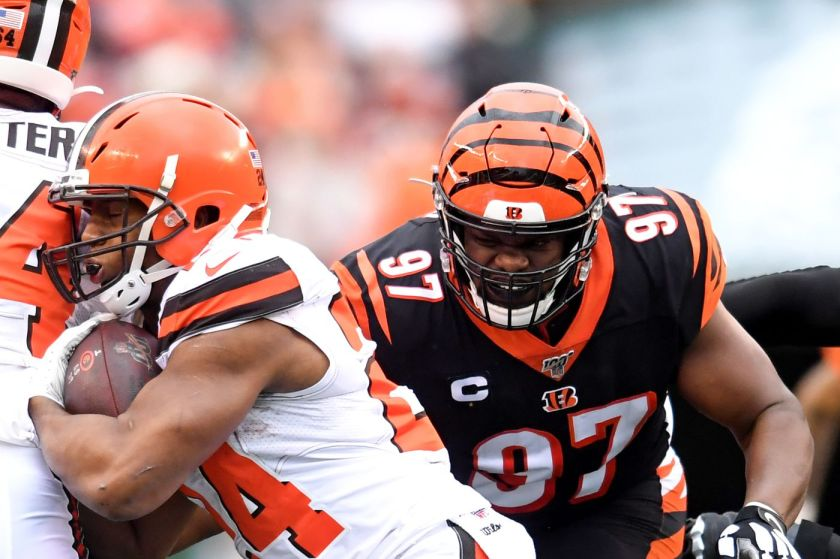 Bengals vs. Browns injury report: News on Geno Atkins, Randy Bullock and  more - Cincy Jungle