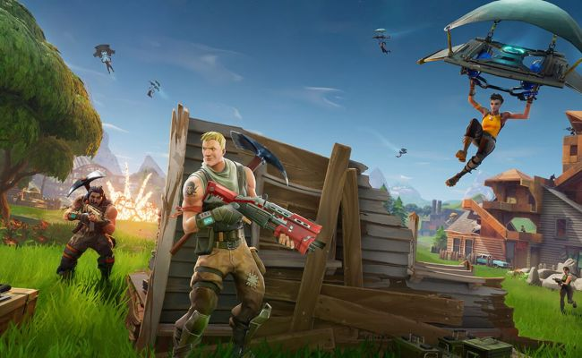 Fortnite Battle Royale Is Coming To Ios And Android The