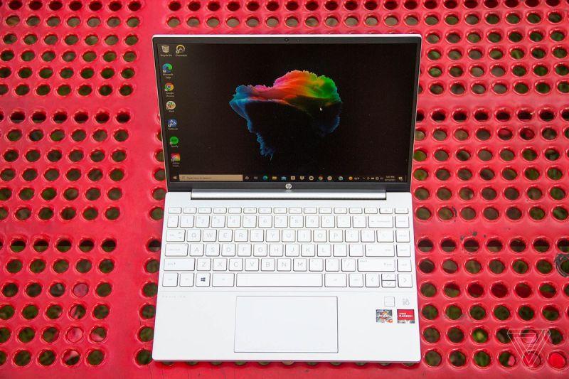 Miglior laptop economico 2021: HP Pavilion Aero 13