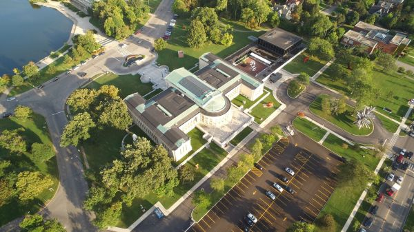 Oma' Plan Albright-knox Chases Contemporary