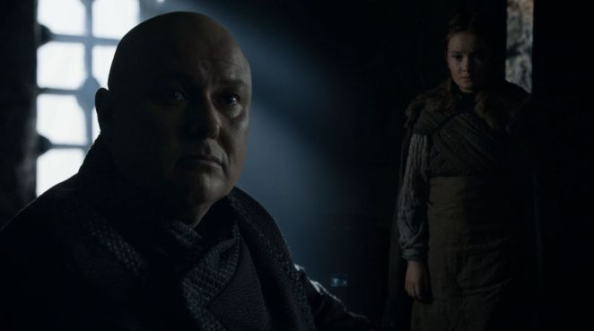 Game of Thrones S08E05 Varys and Martha