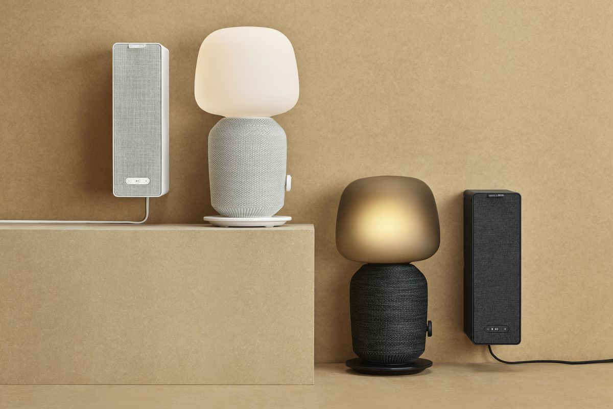 sonos made the ultimate speaker lamp