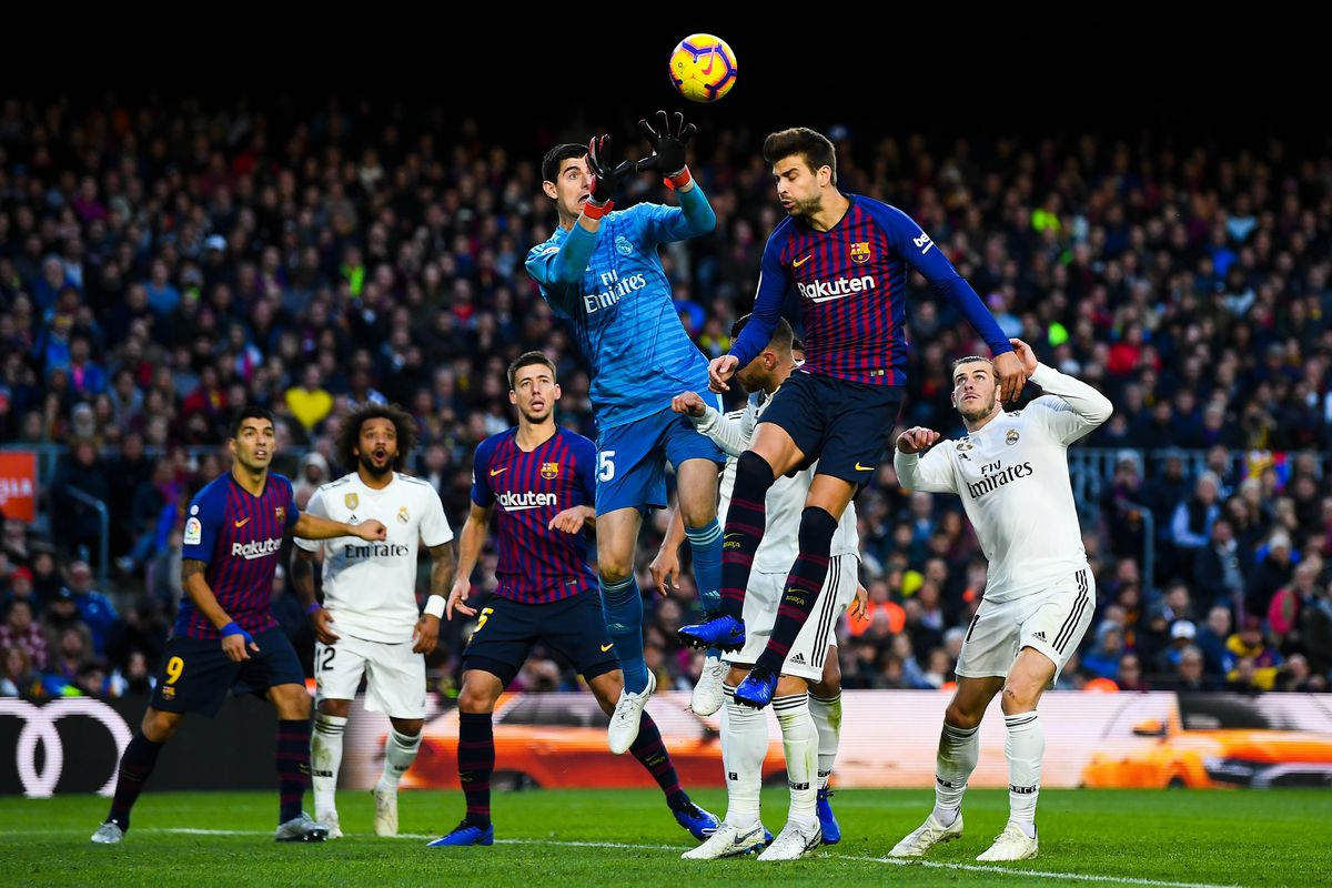 BarcelonaReal Madrid Copa del Rey 2019 SemiFinal 1st Leg Match Preview InjuriesSuspensions