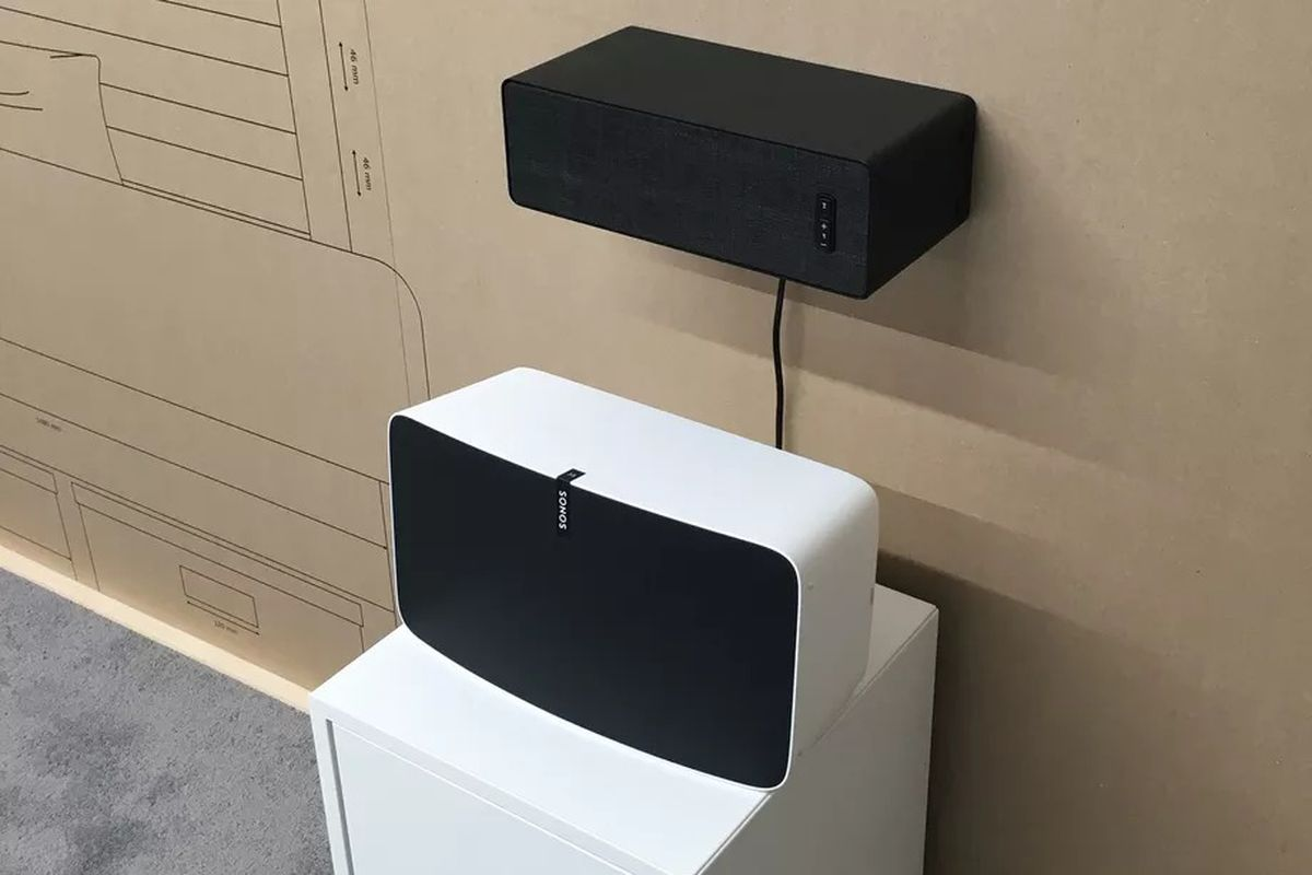 Sonos and Ikeas Symfonisk smart speakers will launch this