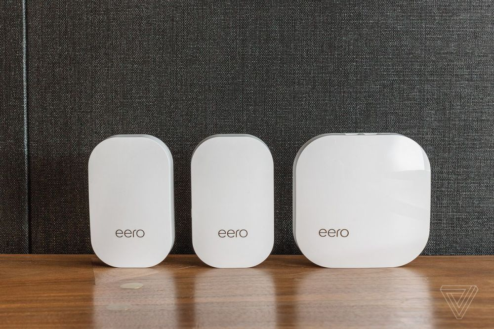 medium resolution of eero is back a little over a year after kickstarting the home mesh networking trend the company is announcing its second generation hardware