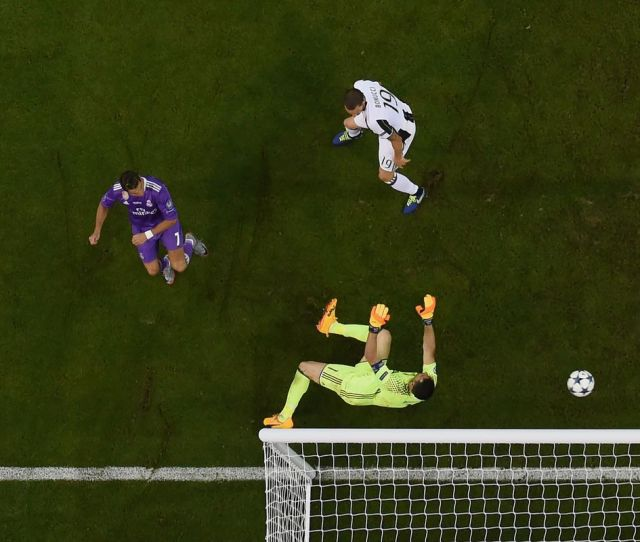 Tactical Review Juventus   Real Madrid Champions League Final