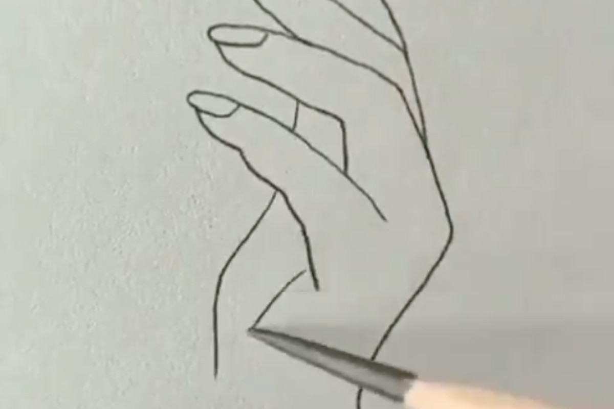 people tried to draw