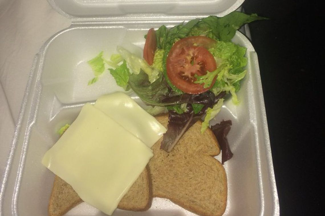 That Fyre Fest tweet with the sad sandwich will be auctioned as an NFT for medical expenses