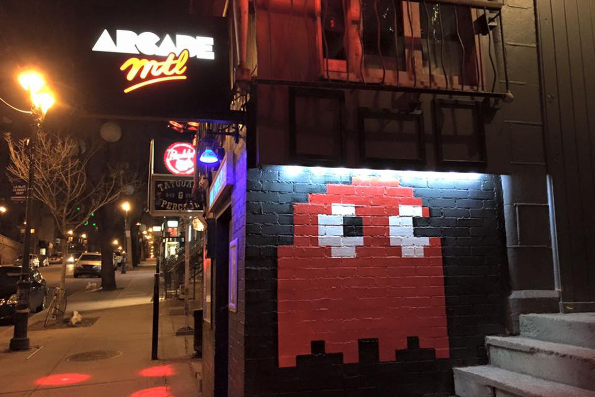 Arcade MTL Montreals First Bar Arcade Powers Up