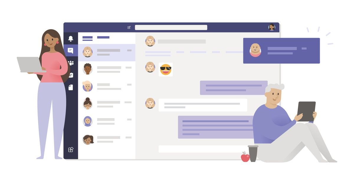 Microsoft Teams usage jumps 50 percent to 115 million daily active users