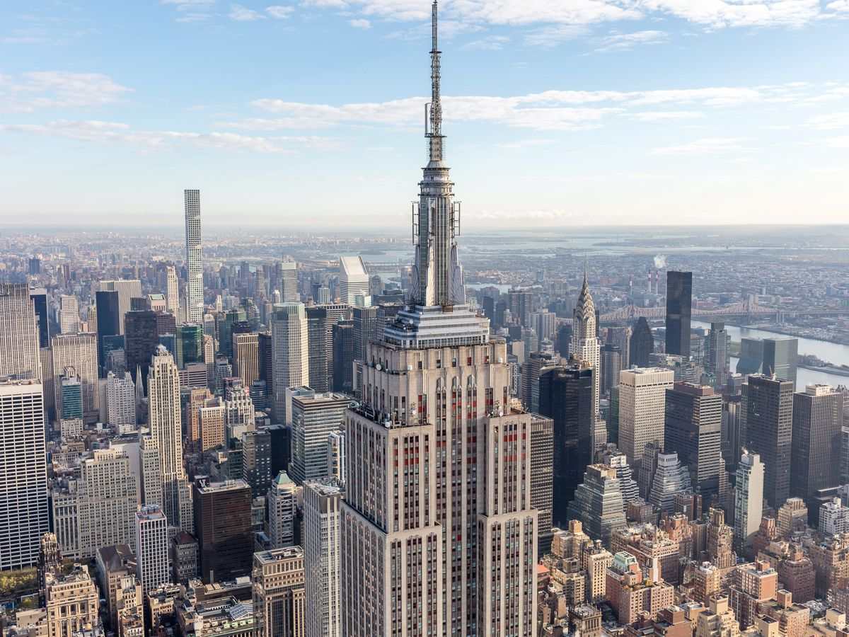 NYC's Supertall Skyscraper Boom, Mapped