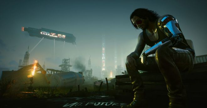 I have not played Cyberpunk 2077 but it's my favorite game of the year