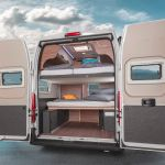 Camper Van Sleeps 7 With Lift Away Beds Curbed