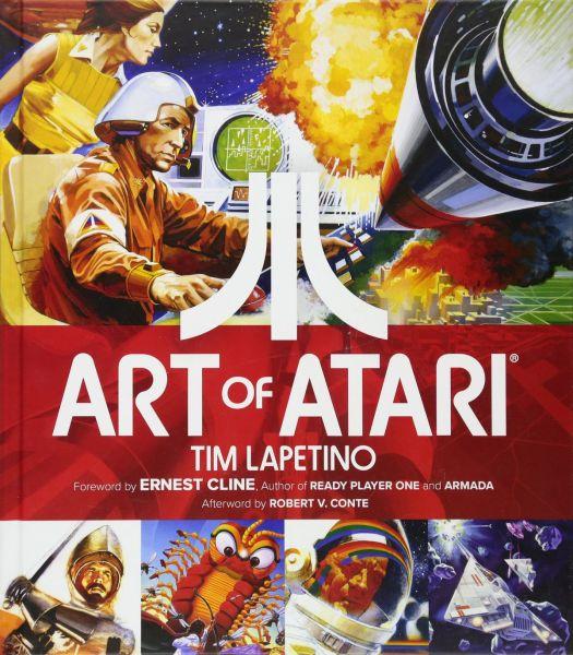 Cover of Art of Atari