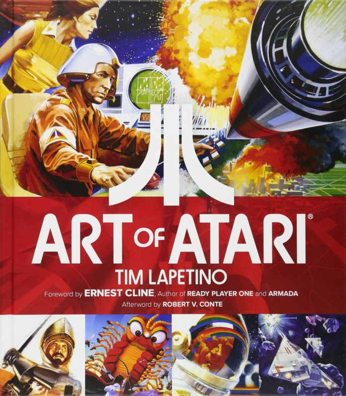 Cover of Atari Art