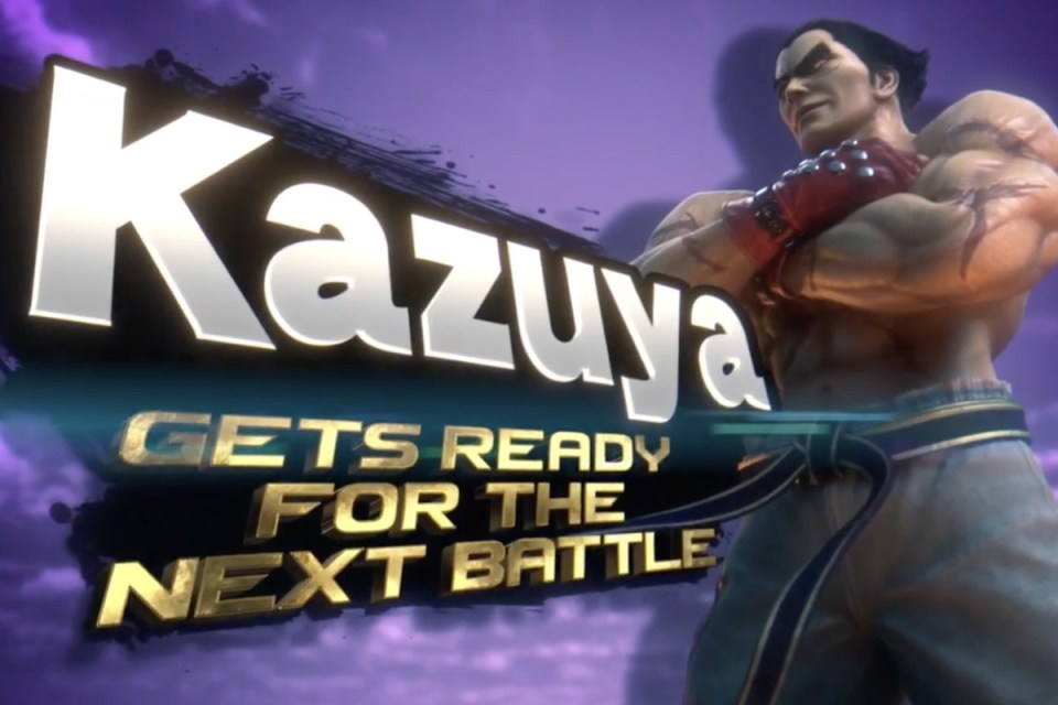 TEXT : Kazuya Gets Ready For The Next Battle