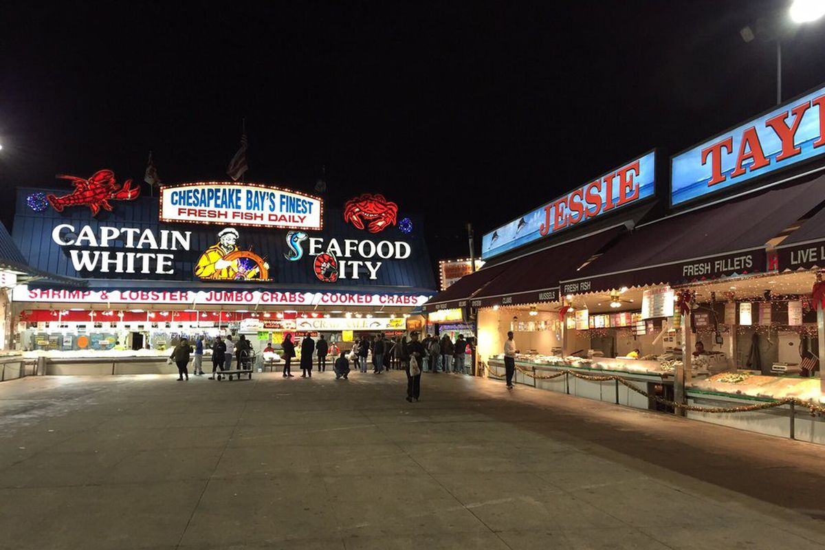 The Must-Have Dishes of the Maine Avenue Fish Market - Eater DC