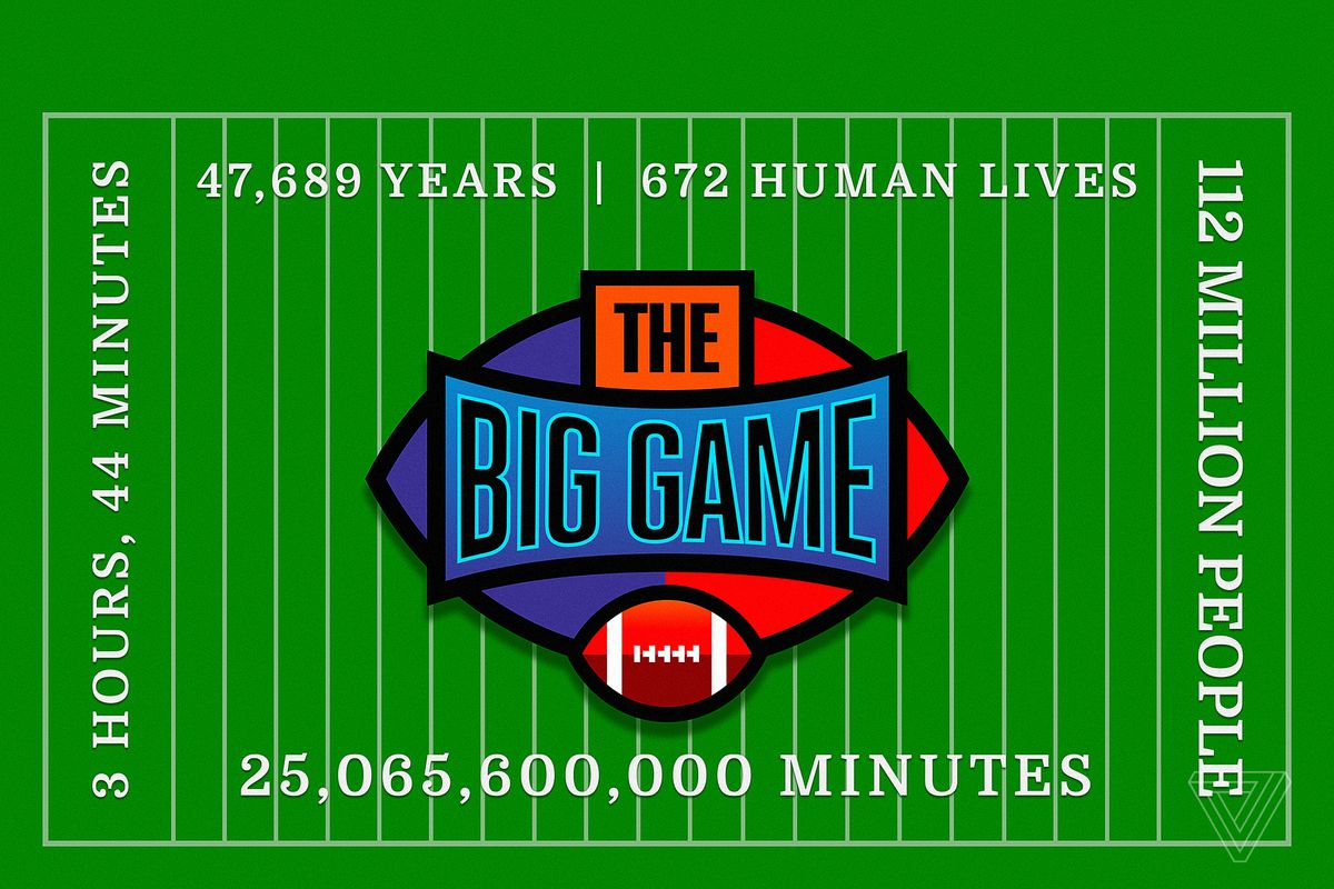How long is the Super Bowl? - The Verge