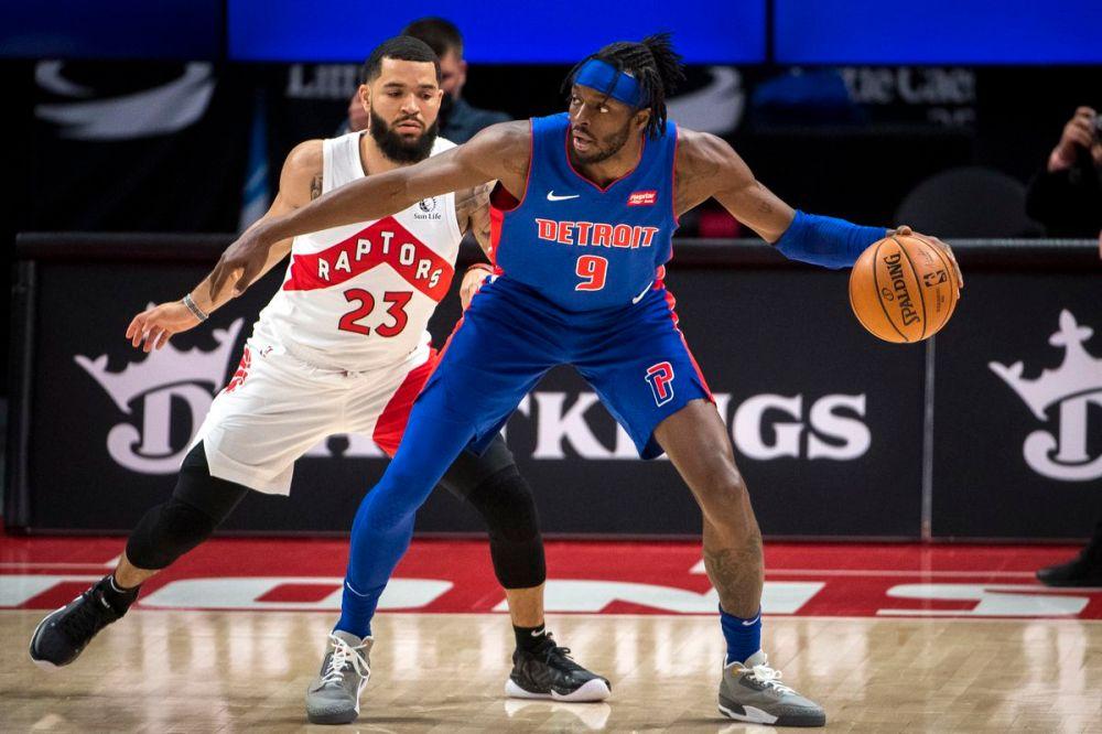 Recap: Powell drops 43, but Detroit Pistons out-muscle Toronto Raptors  116-112 - Raptors HQ
