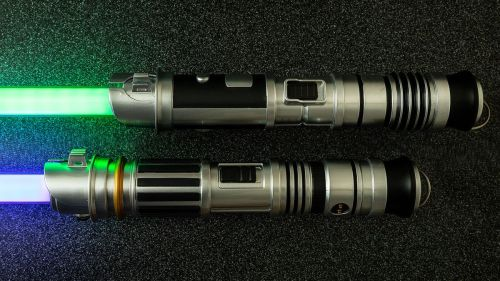 small resolution of building a custom lightsaber at star wars land blends a drug deal with a religious experience