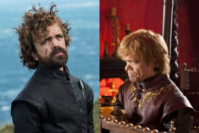 game of thrones season 8: hair color is a big deal in