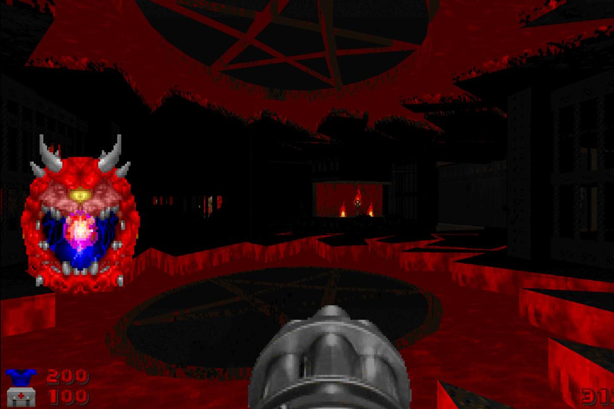original doom gets unofficial