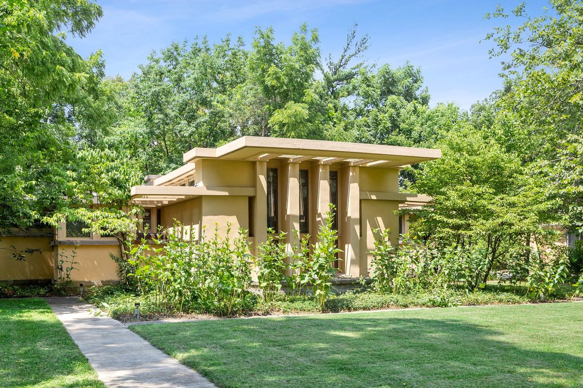 6 Frank Lloyd Wright Houses For Sale Right Now Curbed