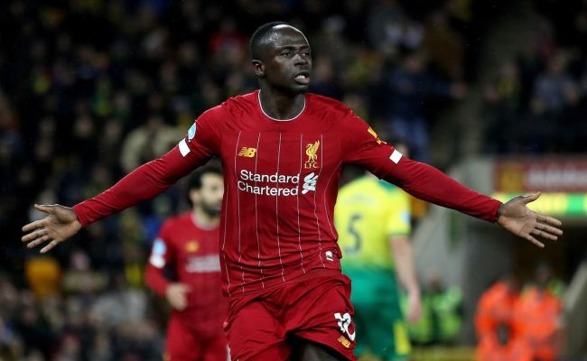 Norwich City 0 Liverpool 1 Man Of The Match The
