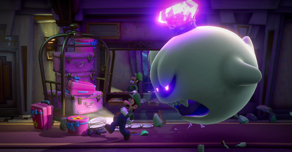 Nintendo to acquire Luigi's Mansion developer Next Level Games