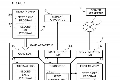 small resolution of nintendo has filed a patent application for a console that has no optical disc drive kicking up all sorts of speculation among enthusiasts of what the
