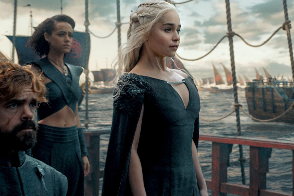 The Game Of Game Of Thrones Season 6 Episode 10 The Winds Of