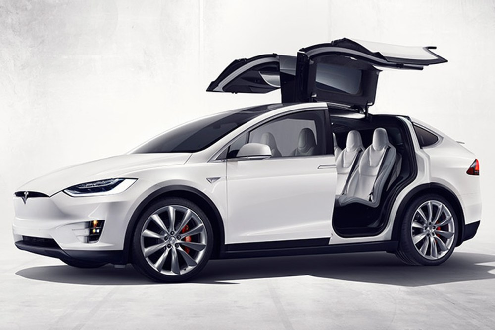 medium resolution of tesla s model x crossover finally arrived this fall after being delayed from its initially planned 2013 launch but only a scarce few actually got the