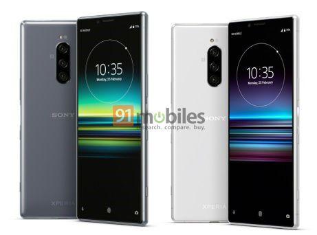 New Sony Xperia 1