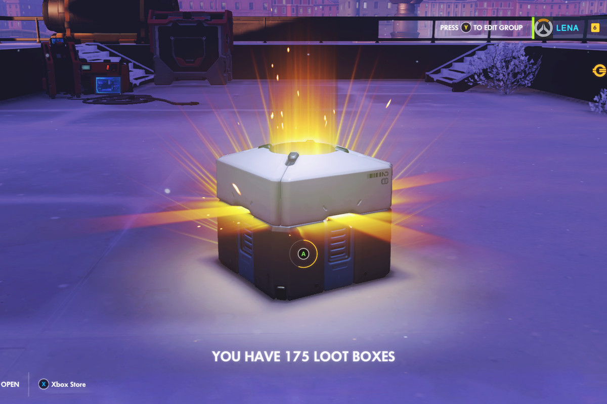 Twitch Prime Members Get Free Overwatch Loot Boxes