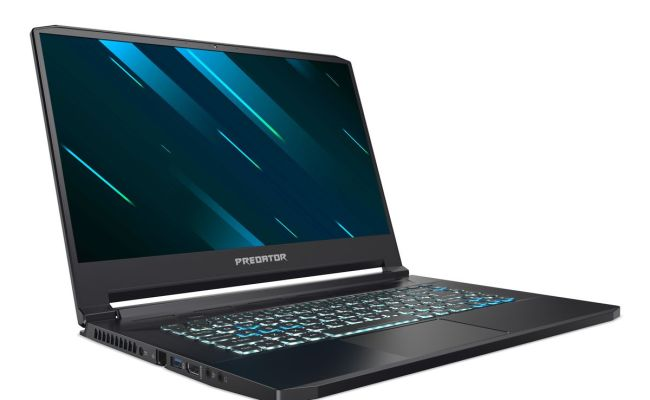 Acer S Predator Triton 900 Is A 4 000 Convertible Gaming