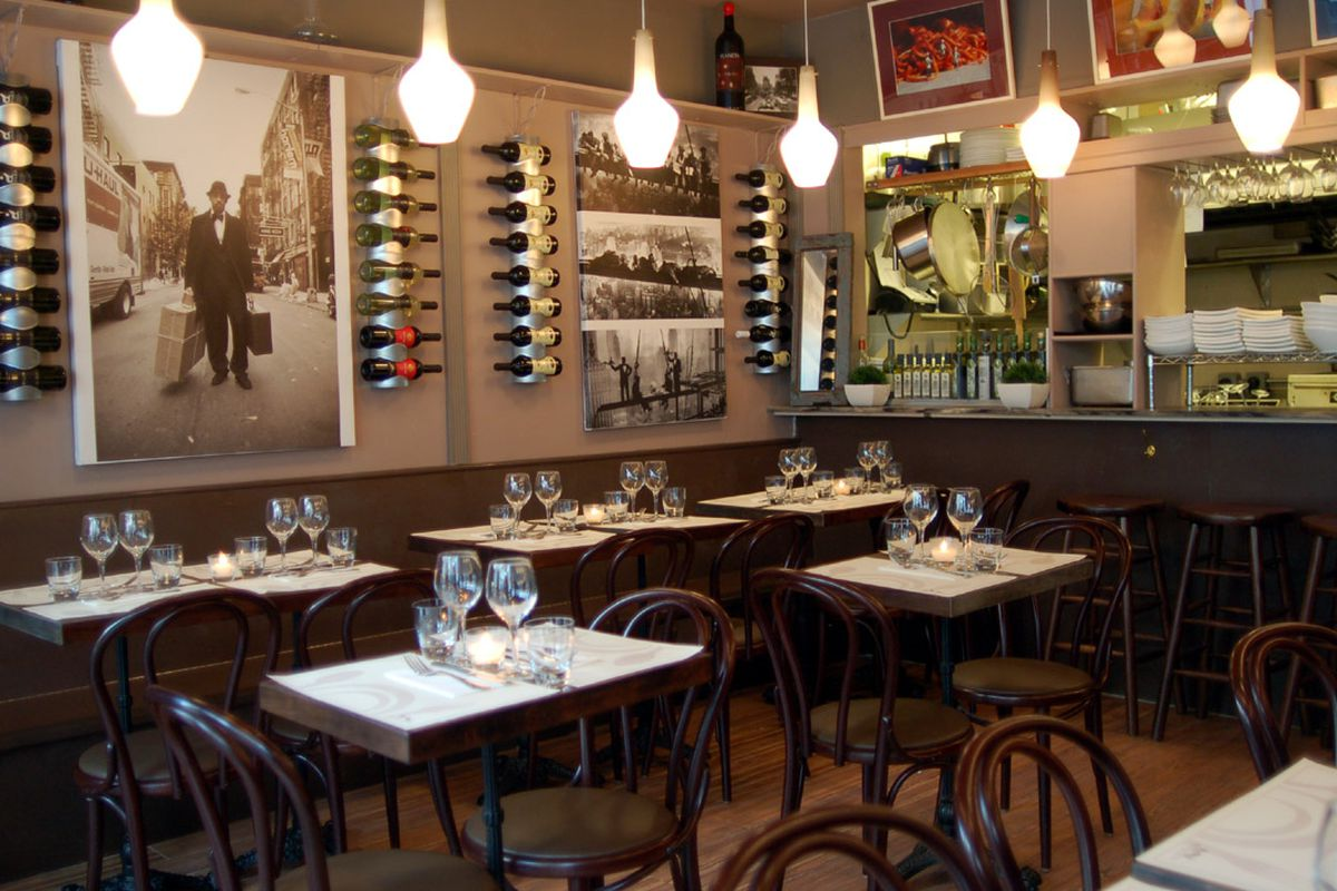 Melibea Piccola Cucina Osteria and More Certified Open  Eater NY